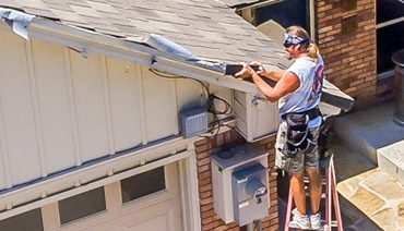 Basic Roof Repair